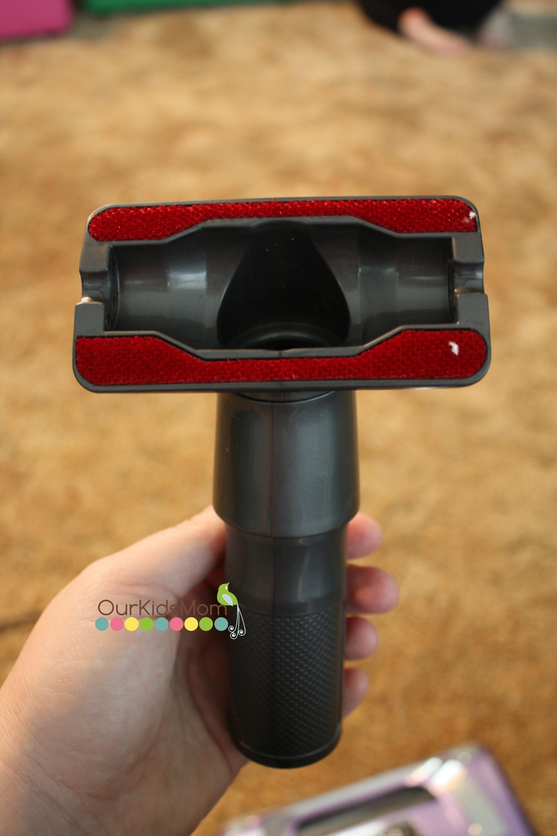 upholstery brush
