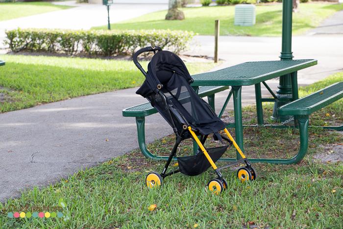 Combi F2 Stroller-0297