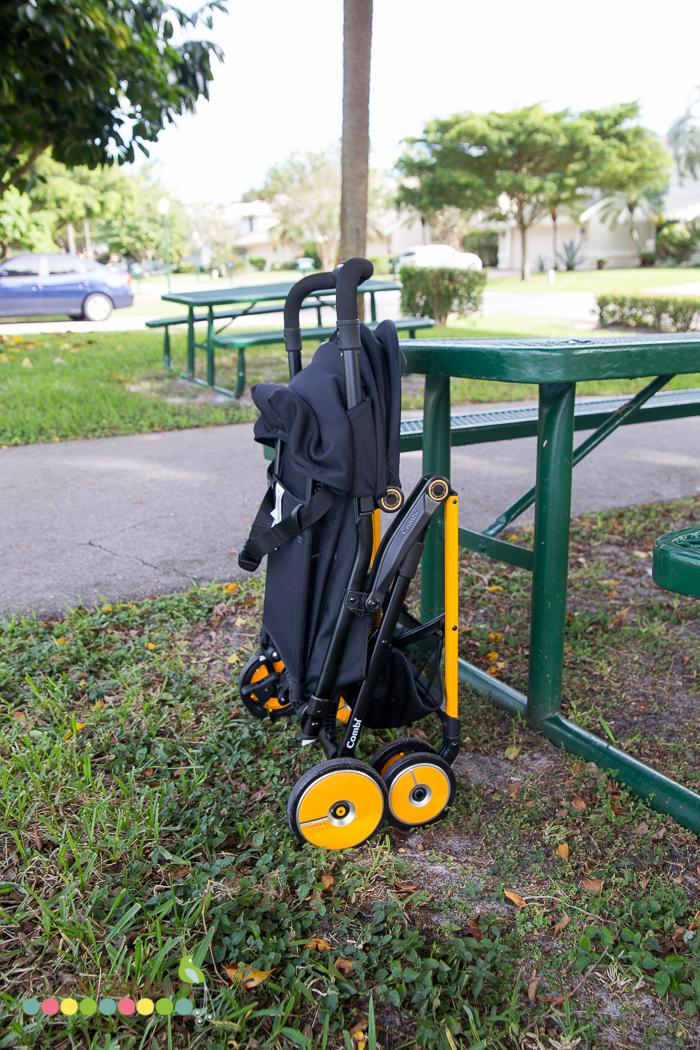 Combi F2 Stroller-0309