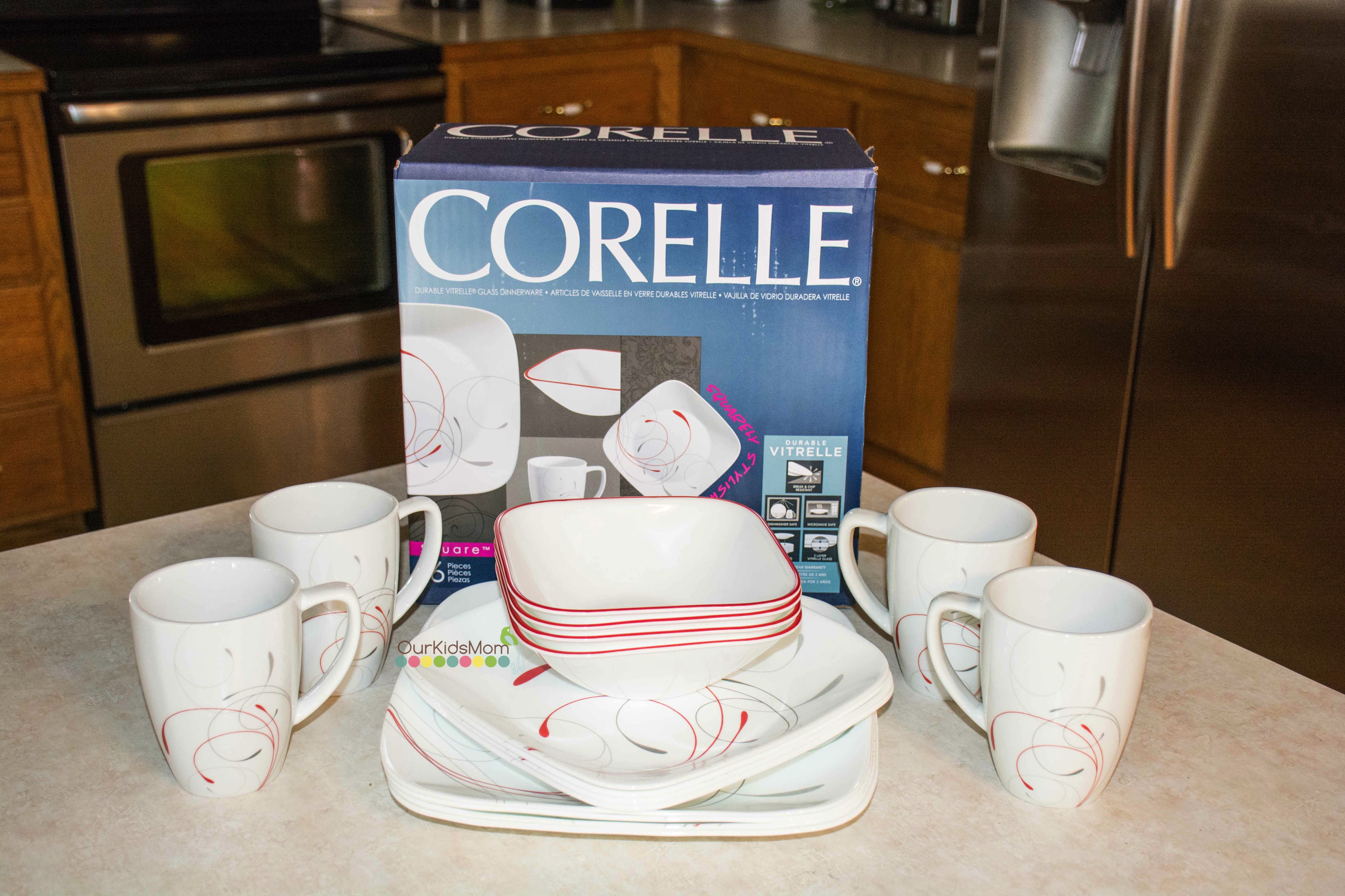 Do You Suffer From Plate Shame?   Corelle Dinnerware