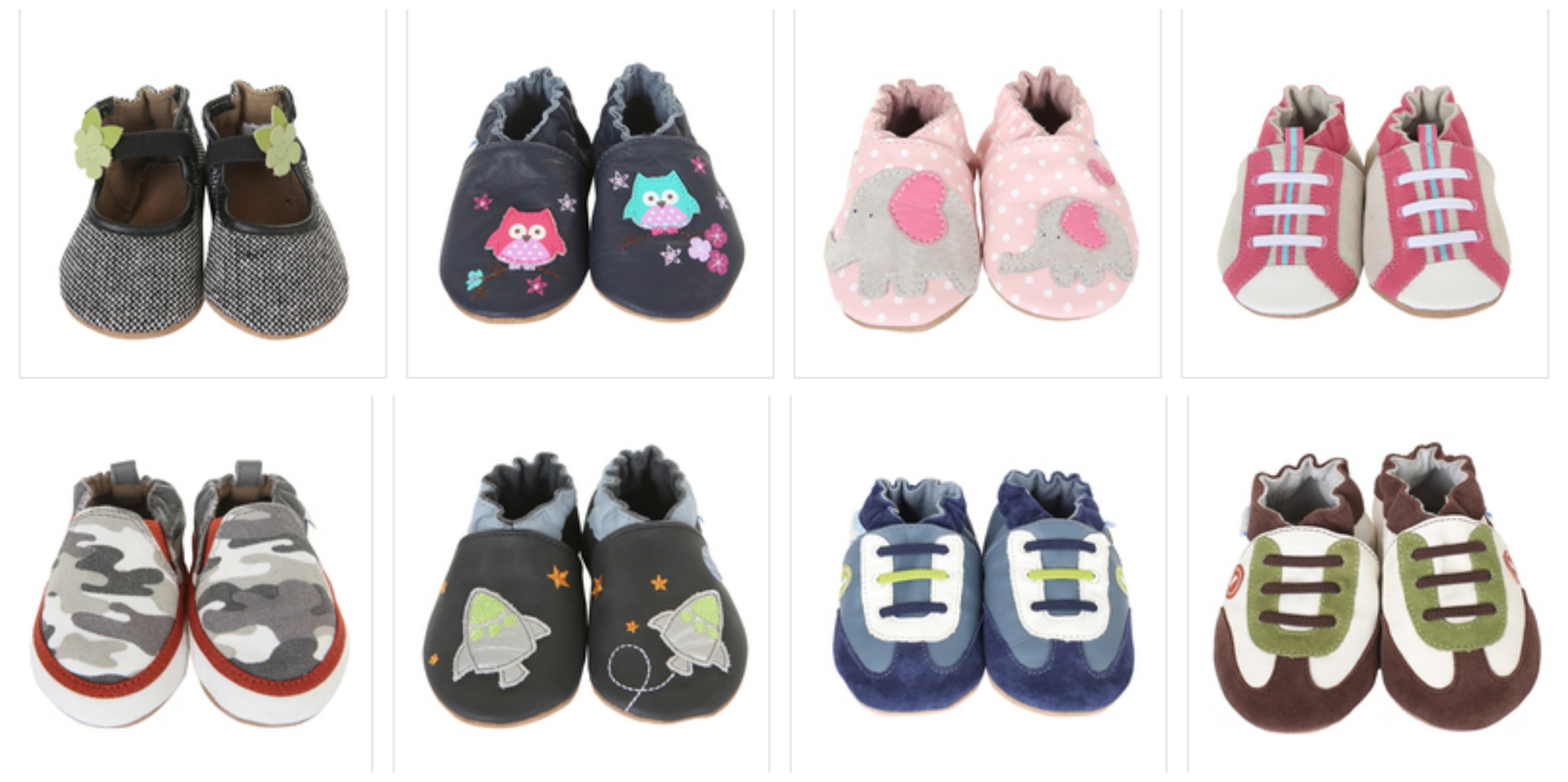 Robeez Soft Sole Shoes For Baby Ourkidsmom