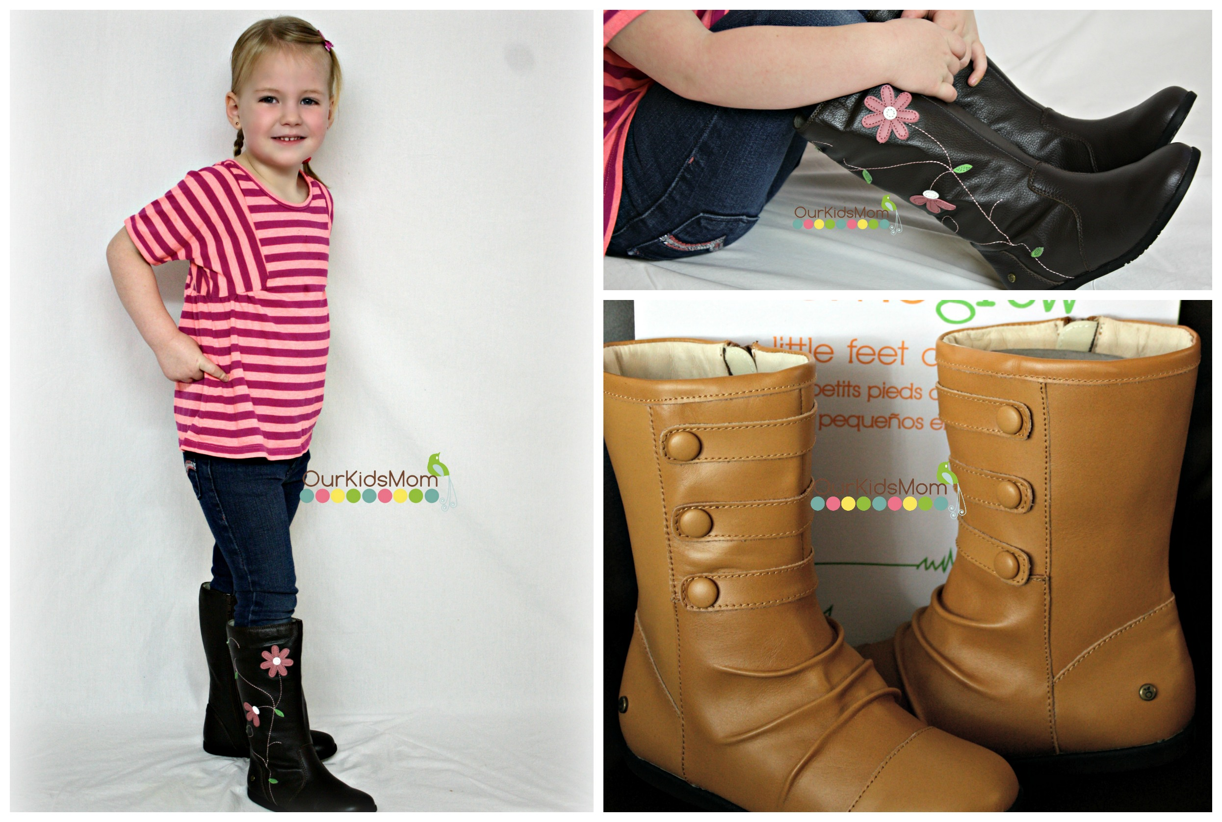 Stylish MomoBaby Boots