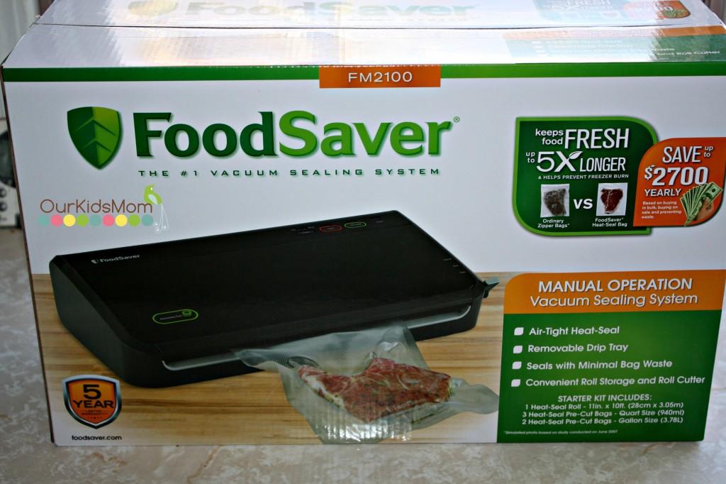 Foodsaver Vacuum Sealing System Fm2100