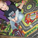 Pish Posh Baby | My Neighborhood Learning Carpets