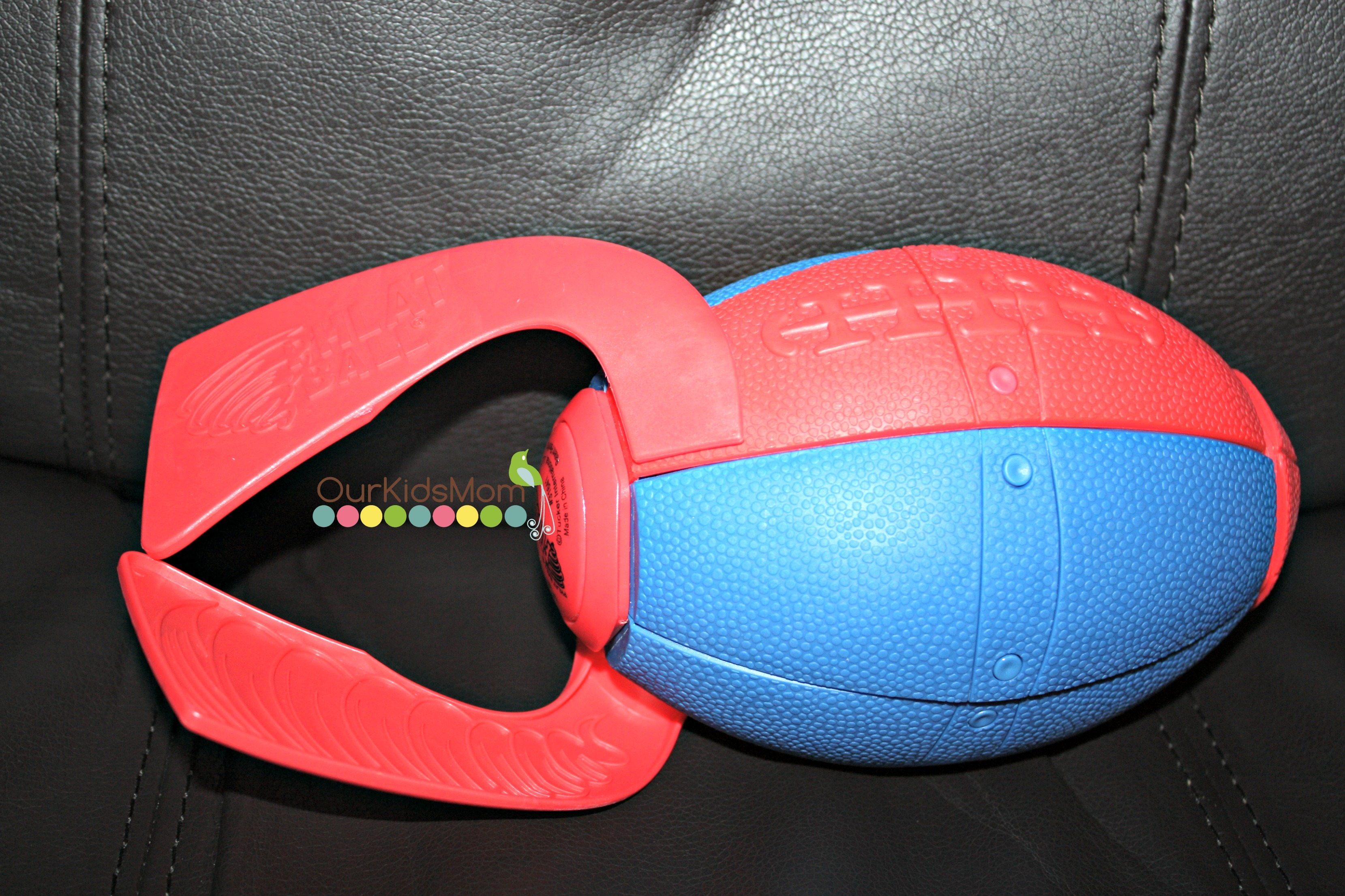 Phlat Ball Football