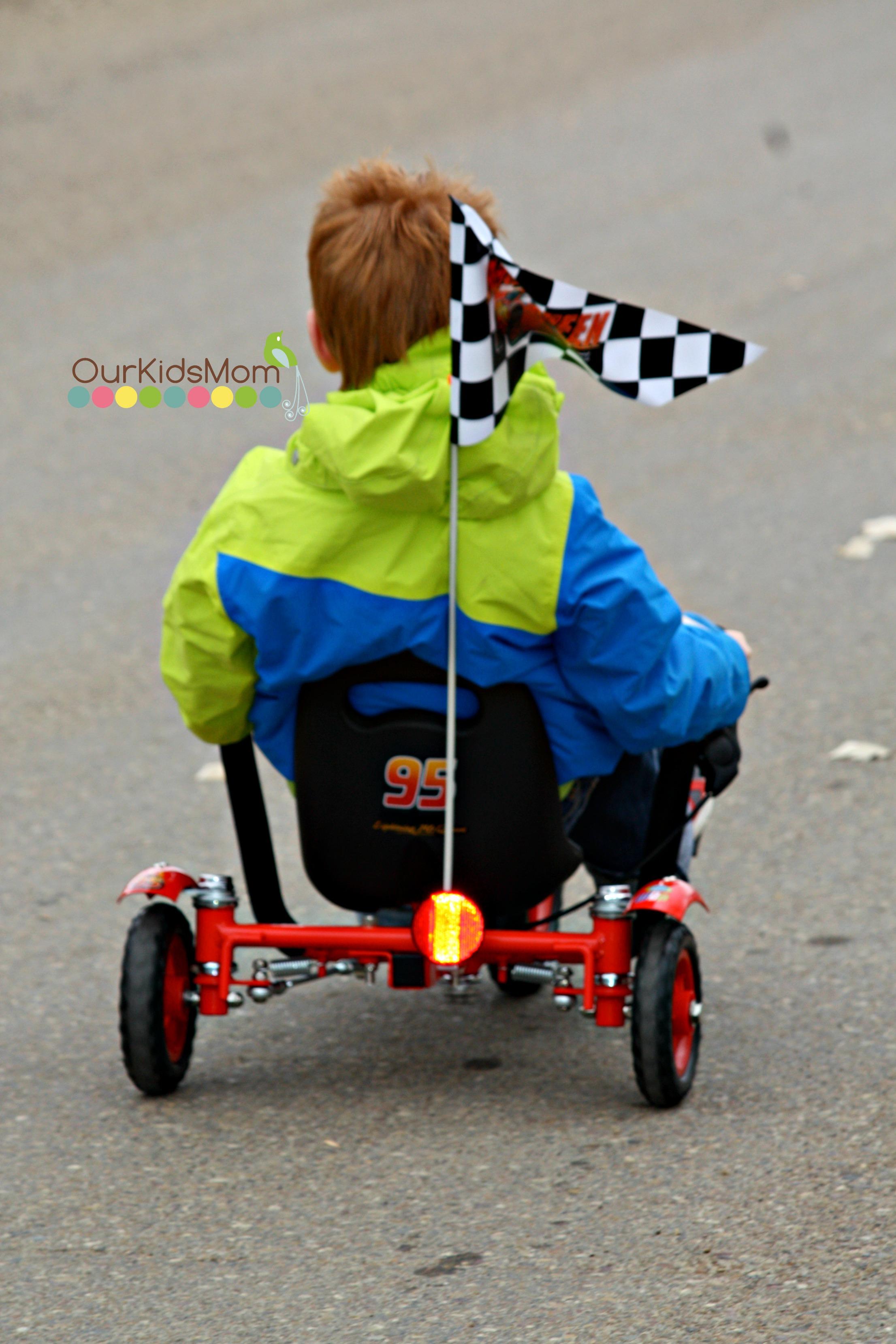 Rear steering