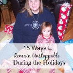 15 Tips to Reduce Your Stress During the Holidays | #WIN $100 Gift Card | #UnstoppableMoms
