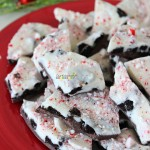 Oreo Peppermint Bark Recipe