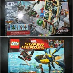 HGG | Marvel Super Hero Lego Sets