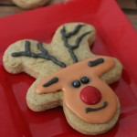 Gingerbread Reindeer Cookies Recipe | How to Turn a Cookie Man into Rudolph