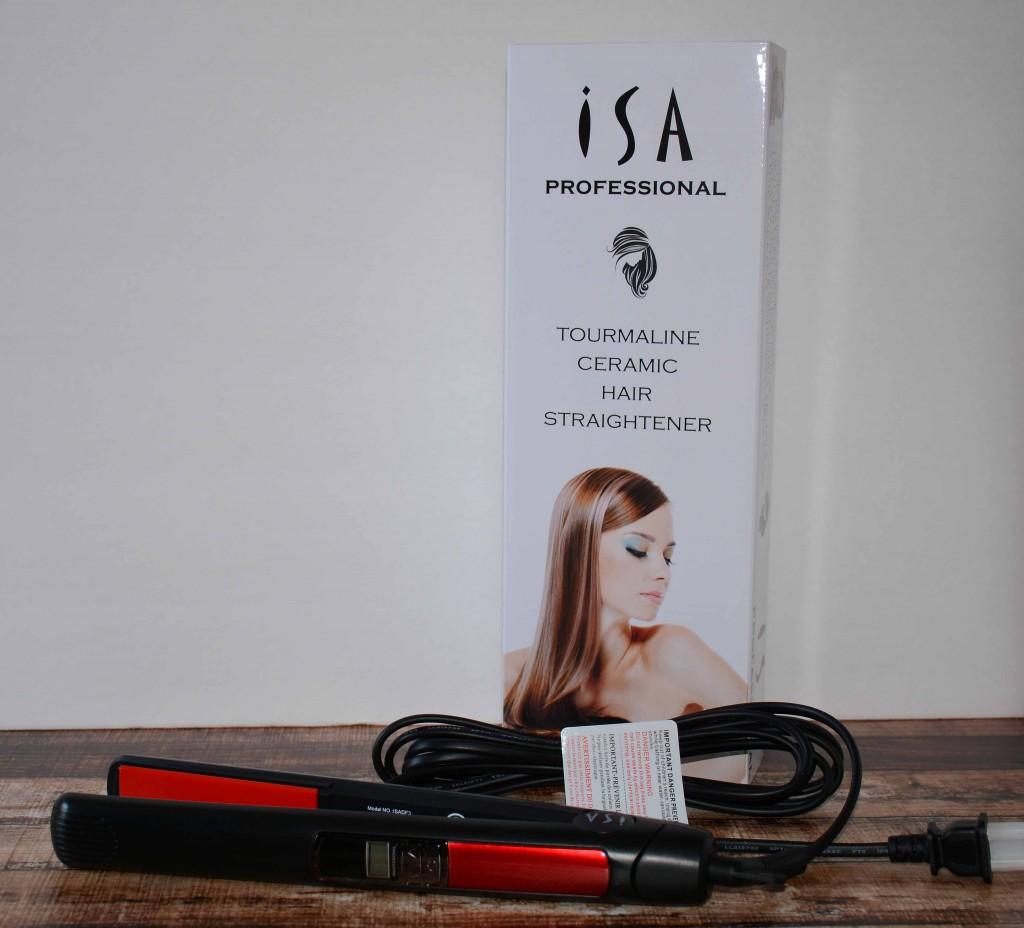 Isa Professional Flat Iron