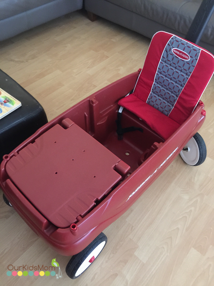 Radio Flyer Wagon Review --11