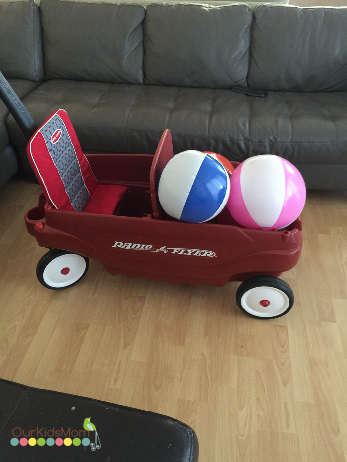 Radio Flyer Wagon Review --12