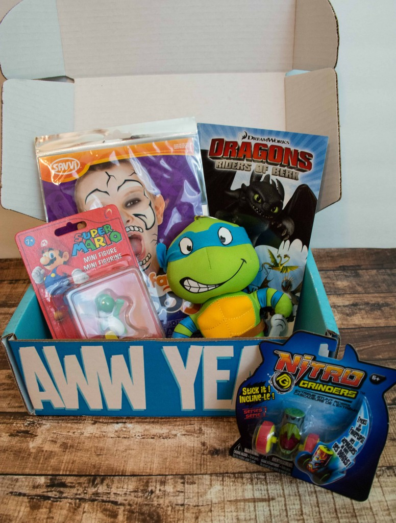 Nerd Blocks Monthly Subscription Boxes Ourkidsmom