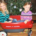 Radio Flyer 25 Days of Giveaways | Passport Wagon Review