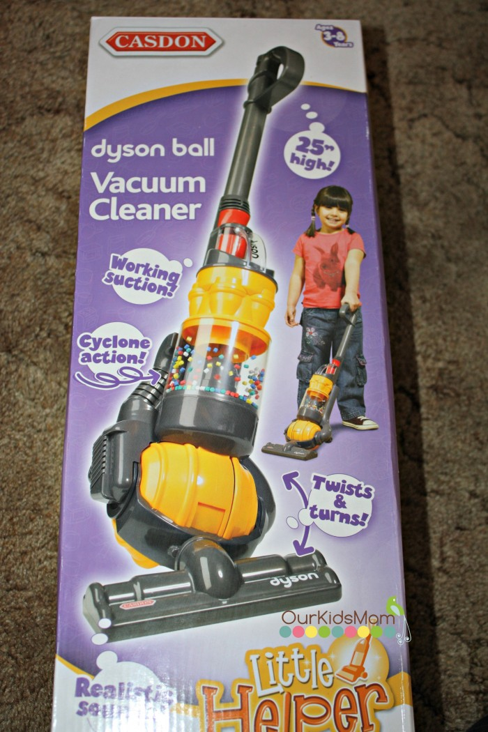 Just Like Home Toy Vacuum : Casdon toy dyson ball vacuum cleaner