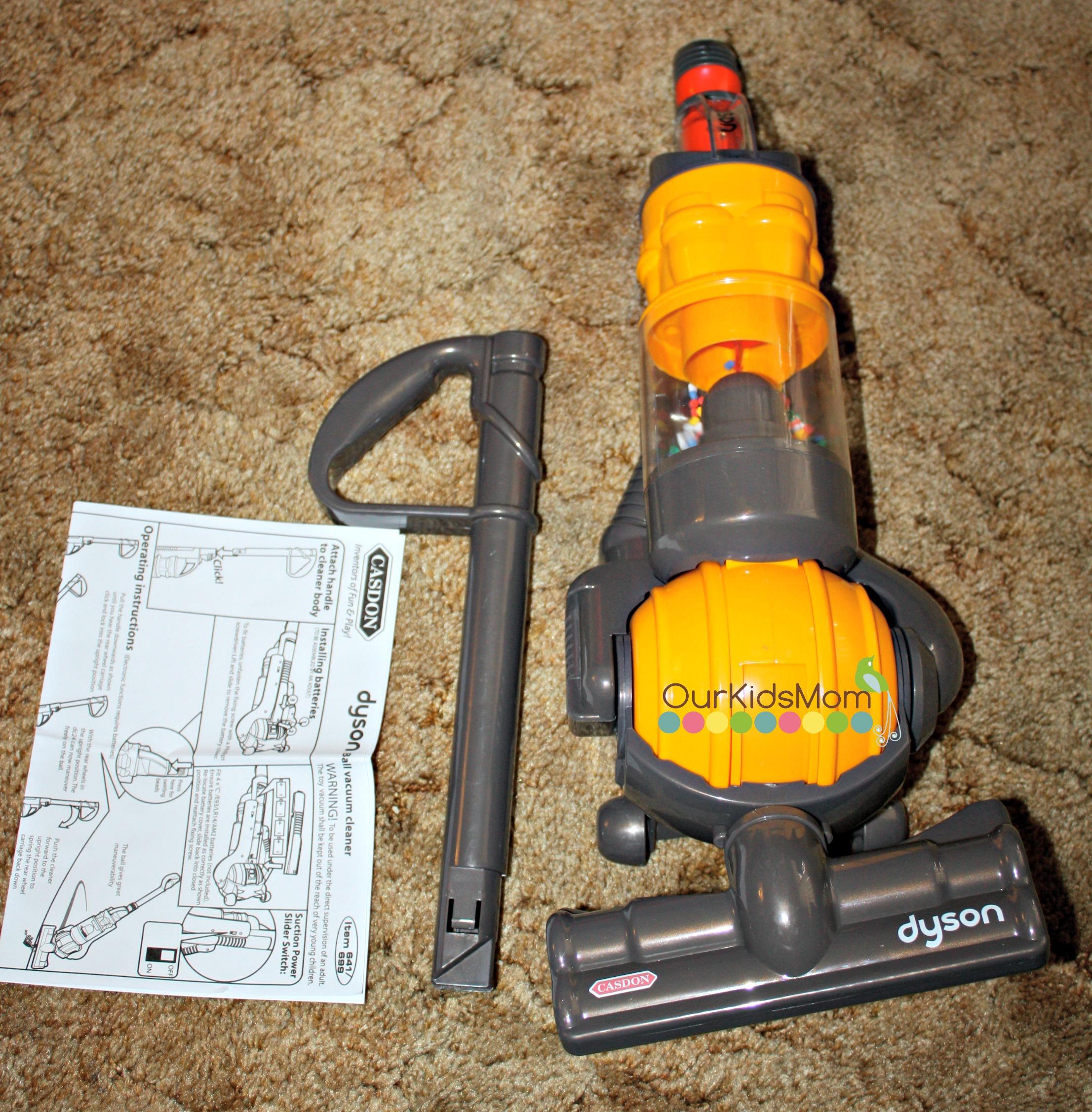 Casdon Toy Dyson Ball Vacuum Cleaner