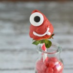 Strawberry Love Monster Valentines Day Recipe