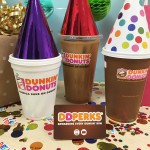 Dunkin Donuts Perks Program Turns One #IC #DDPerks