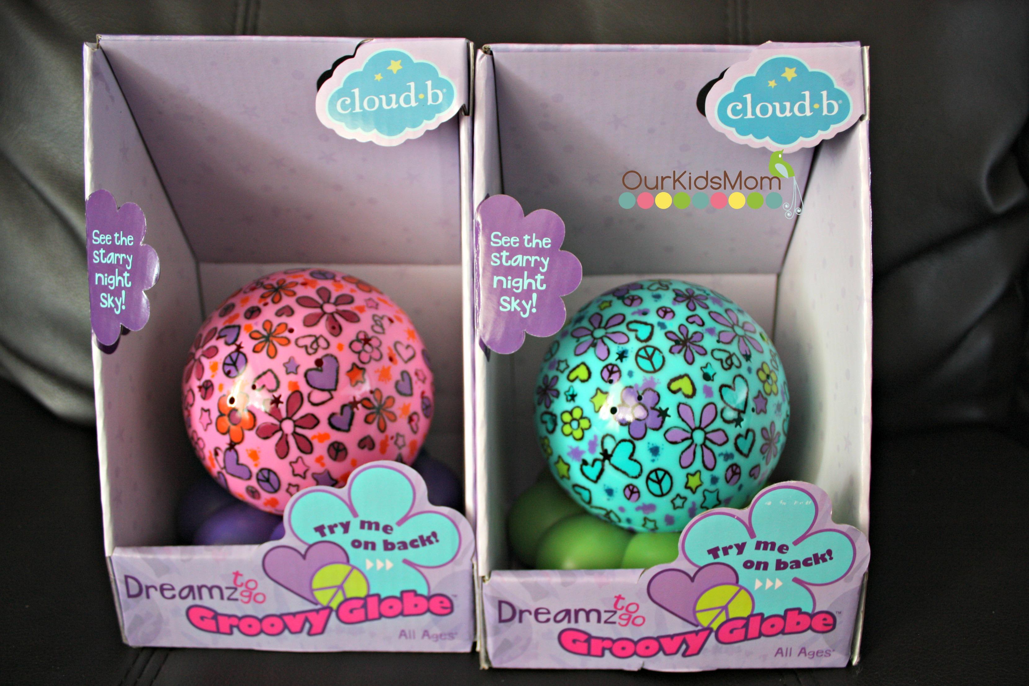 Groovy Globes