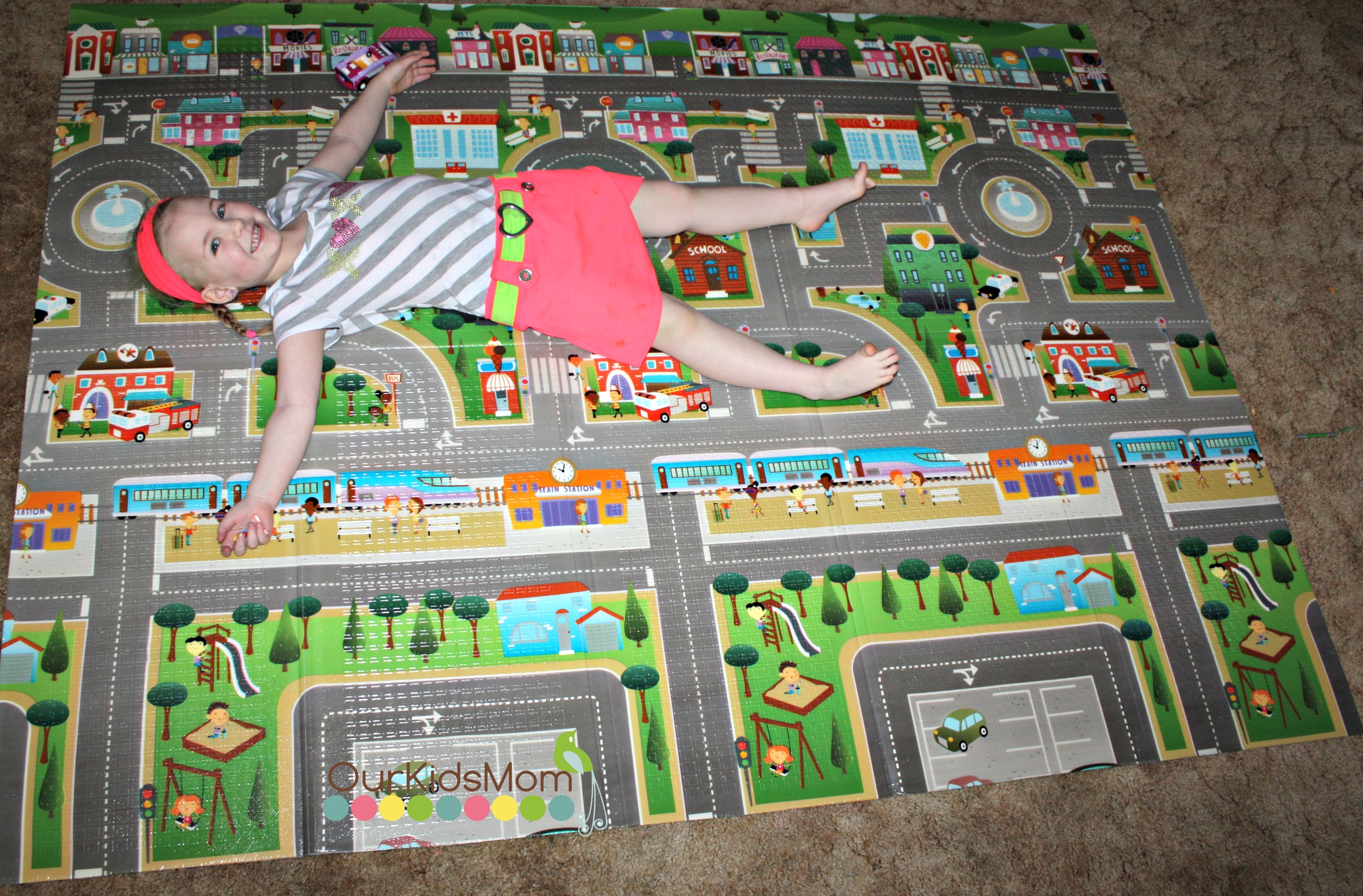 Huge PlayMAT