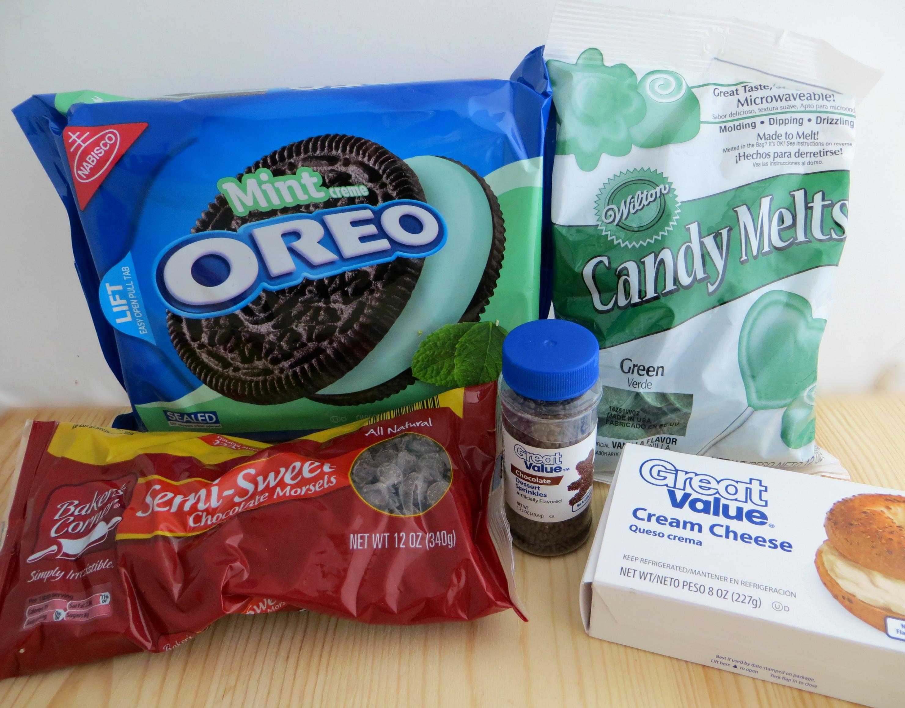Mint Oreo Truffles Recipe