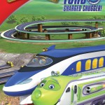 Chuggington Turbo Charged Chugger DVD