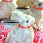 Rice Krispie Easter Bunny Treats