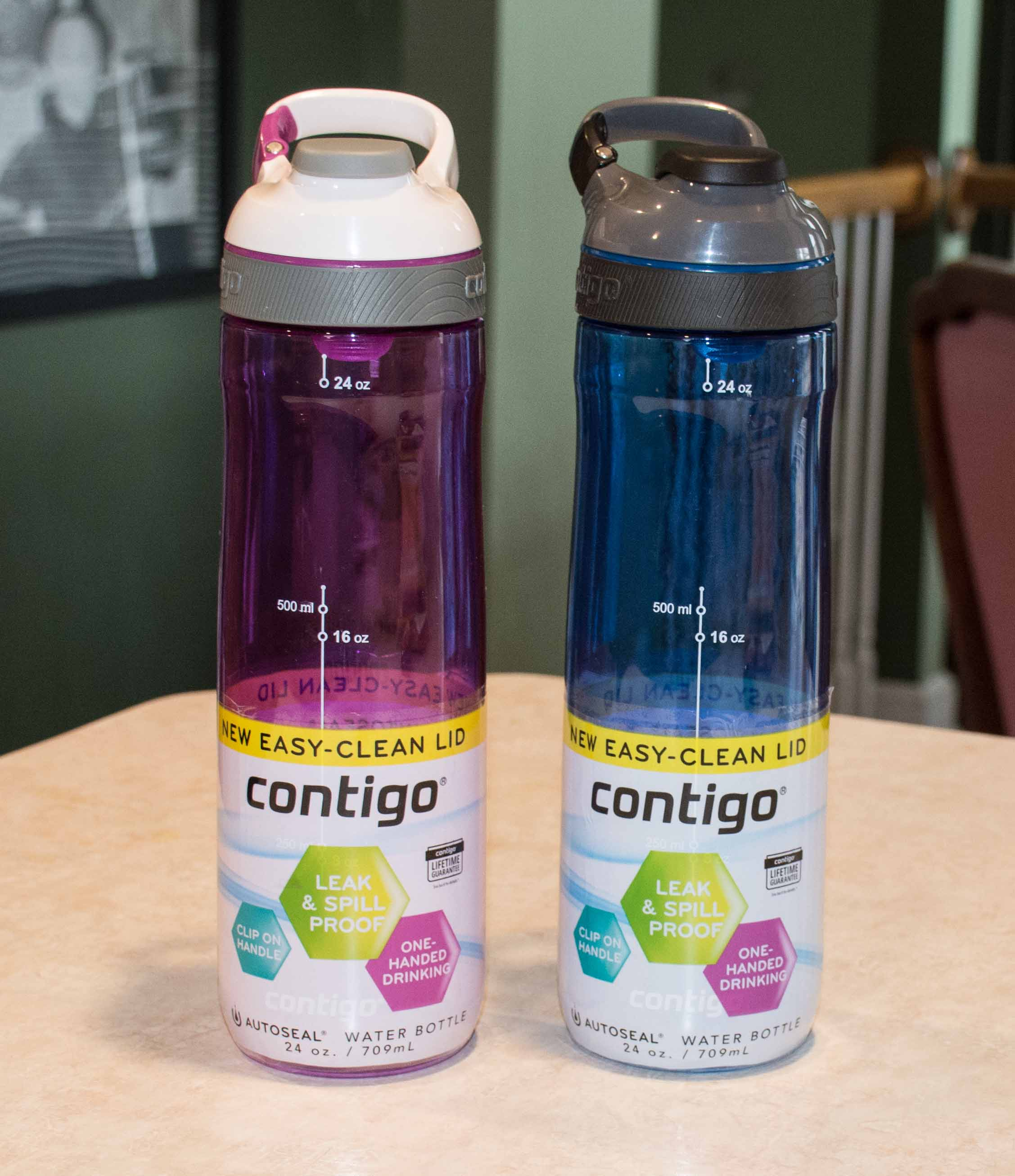 7d44b10dc9 Contigo Cortland Water Bottles With Autoseal Technology Samples received.  All opinions are my own. contigo1
