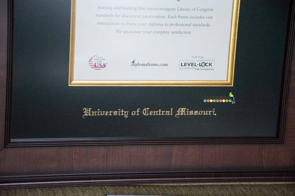 Church Hill Classics Diploma Frame