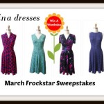 March Karina Dresses #Frockstar Sweepstakes Take 2 [CLOSED]