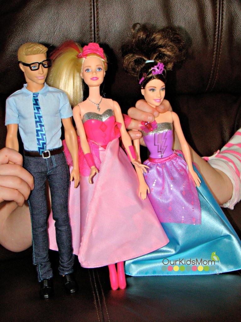 Barbie in Princess Power Corinne Doll