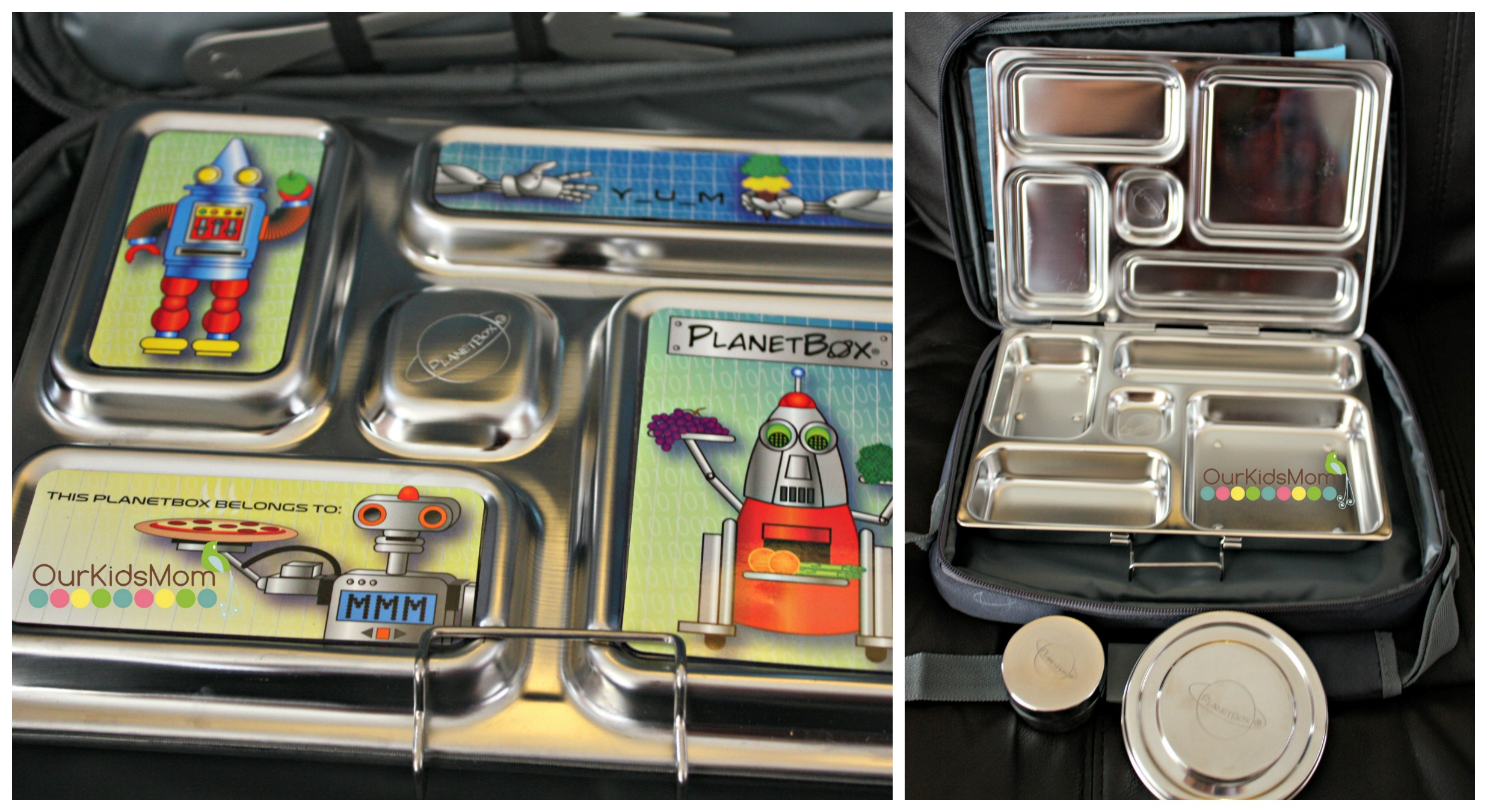 Rover Lunch Box