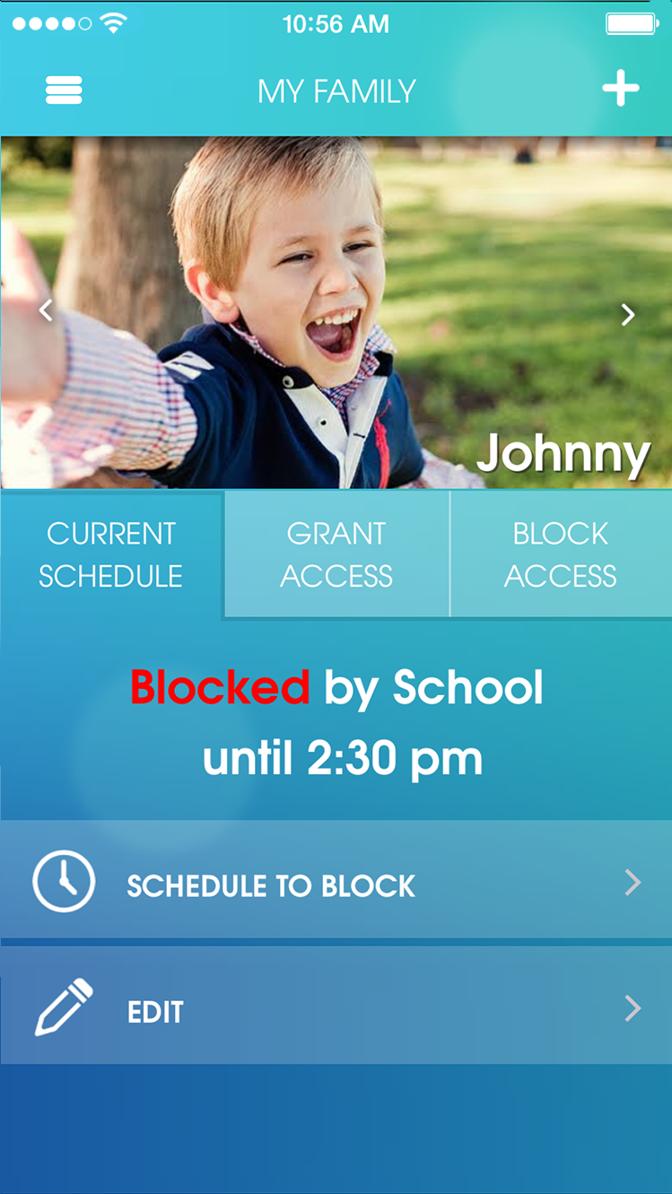 Blocked - by School