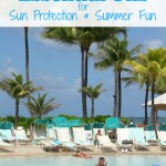 Essential Oils for Sun Protection and Summer Fun