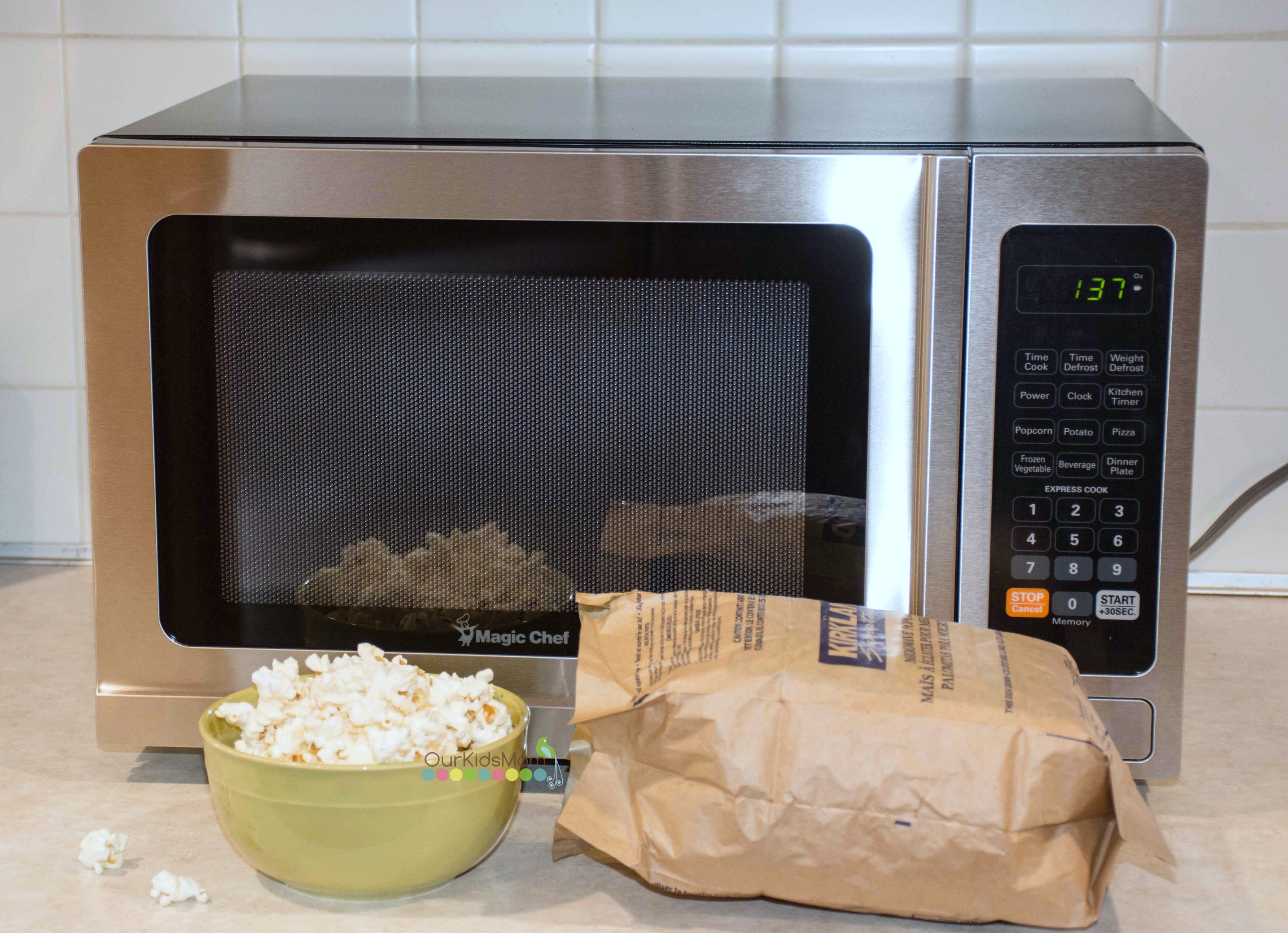 Magic Chef Microwave Giveaway