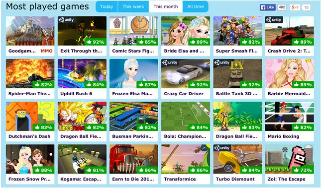 fun times with free online games for kids