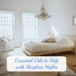 Essential Oils to Help with Sleepless Nights