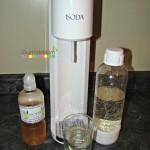 iSODA At Home Soda Maker