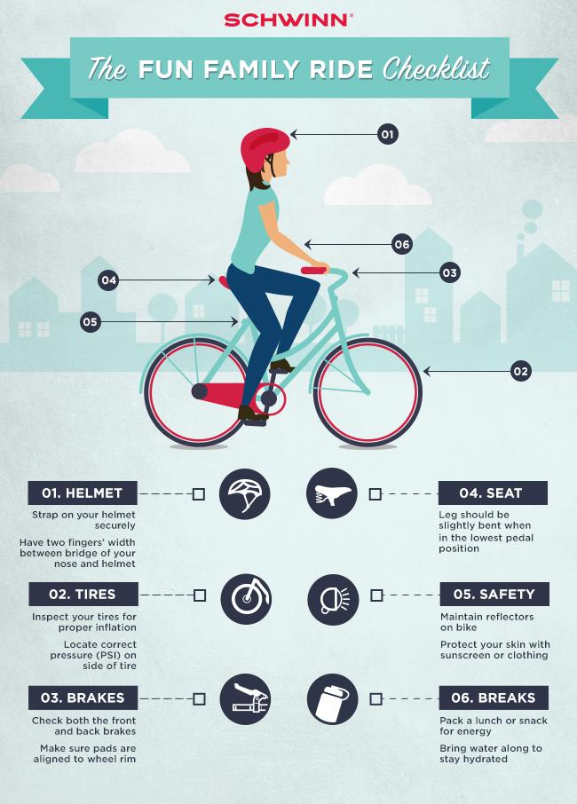 Bike Safety Checklist