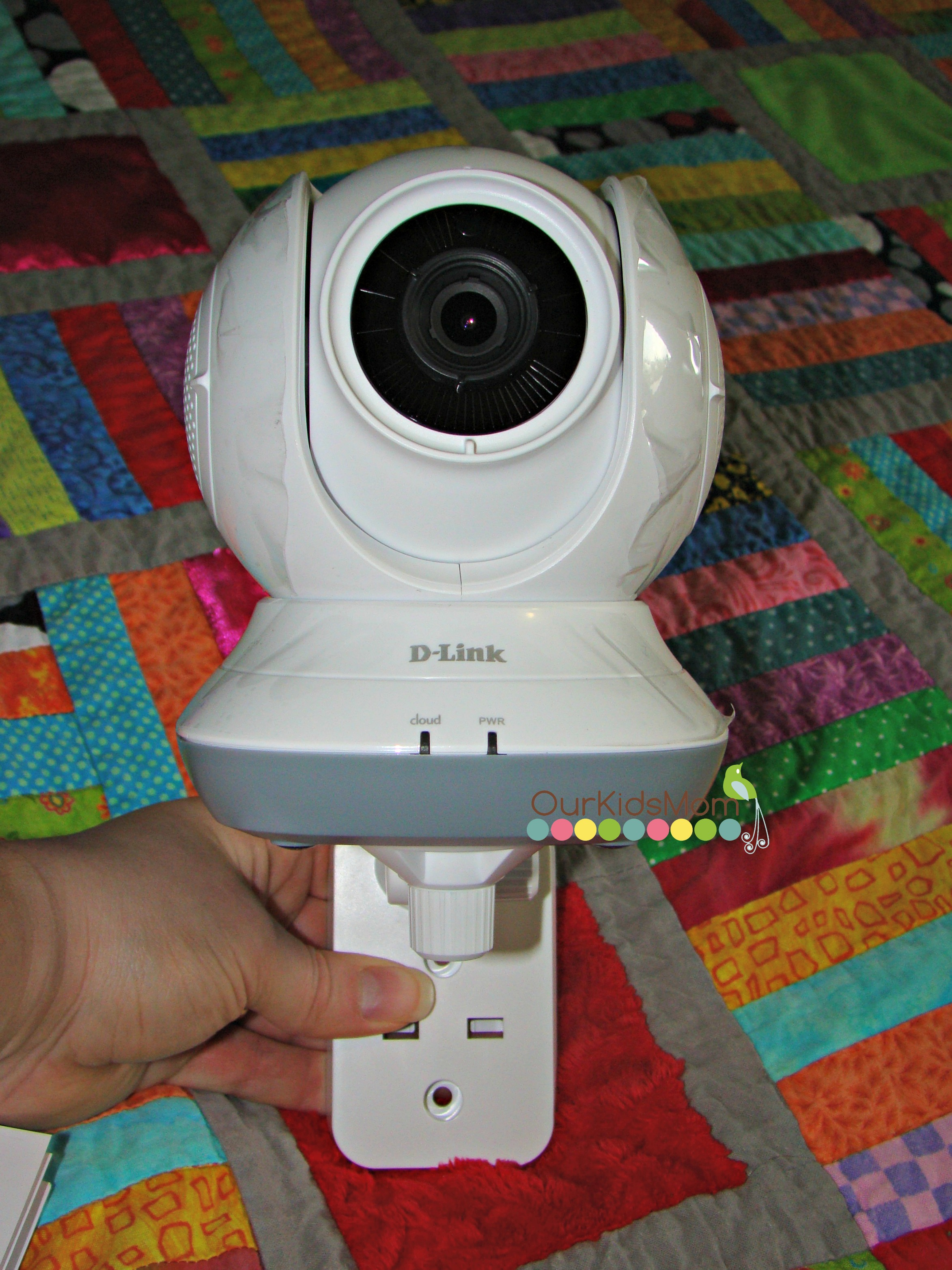camera with mount