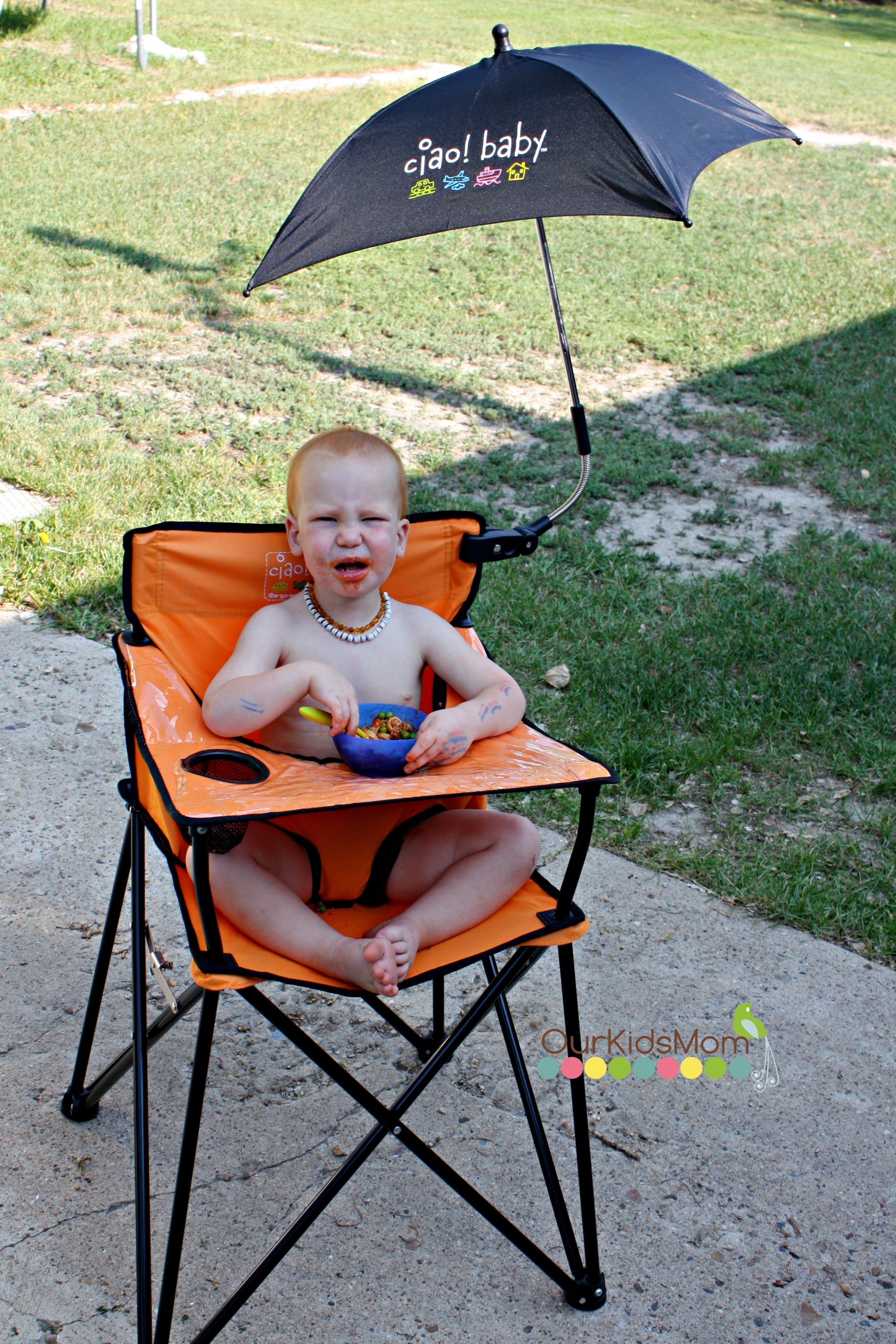 Ciao Portable High Chair