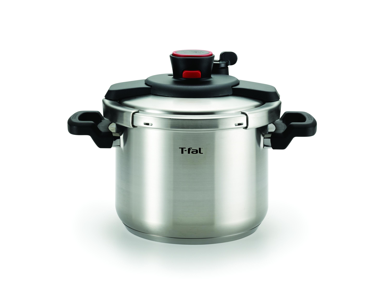 TFal Clipso Pressure Cooker Profile