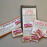 Use Box Tops for Education™  as a Chore Incentive #BTFE