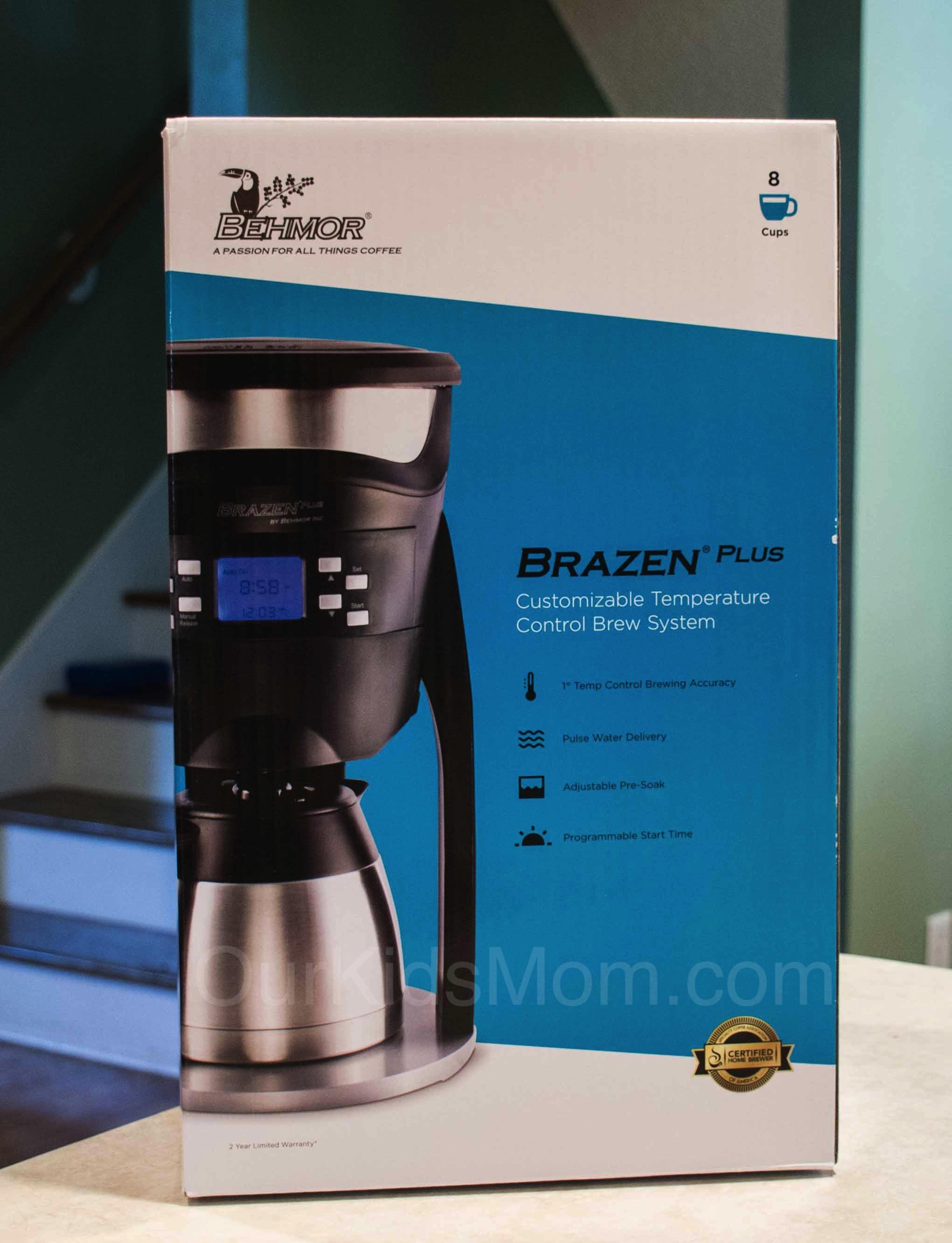 Brazen Plus Customizable Temperature Control Brew