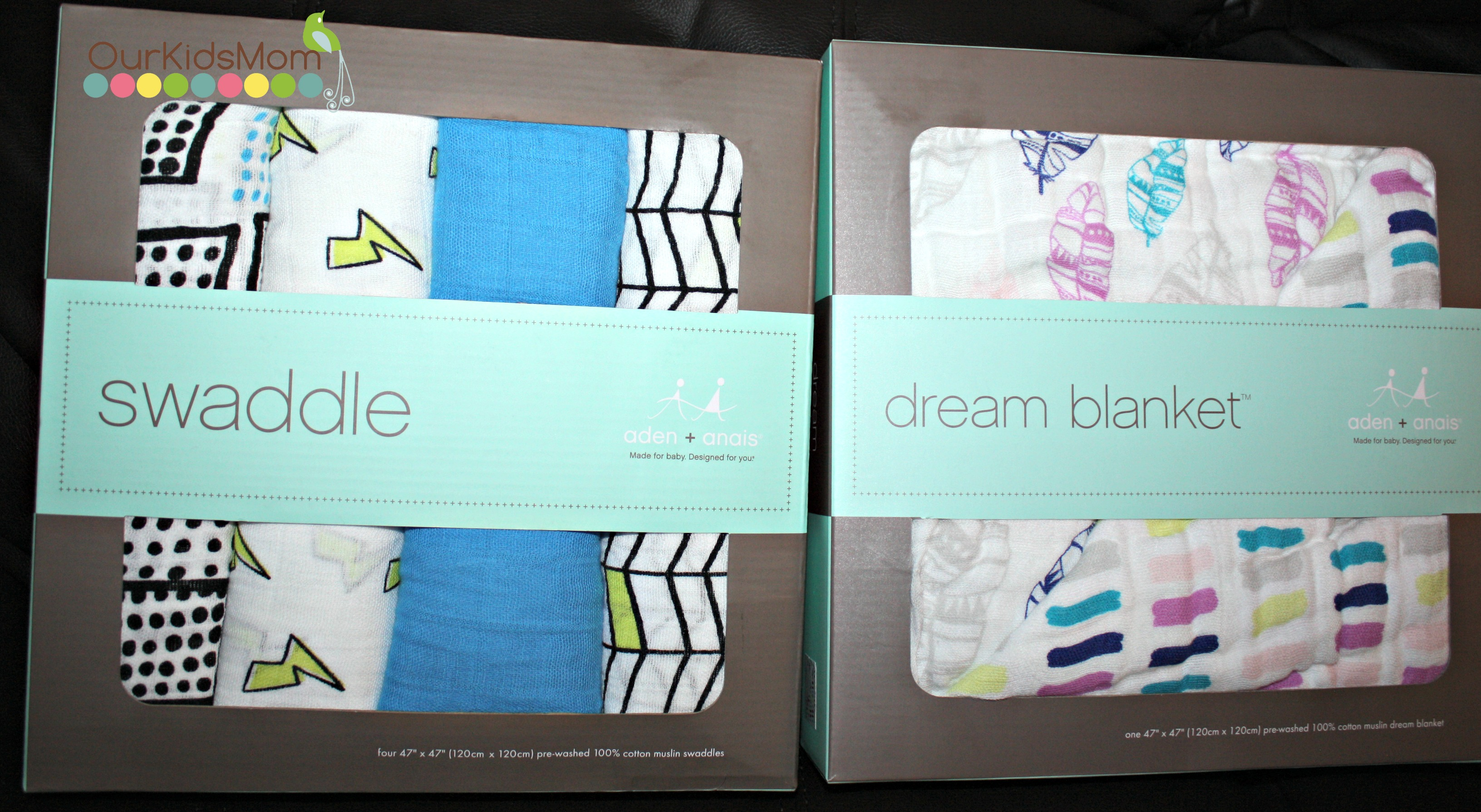 Swaddle and Dream Blanket