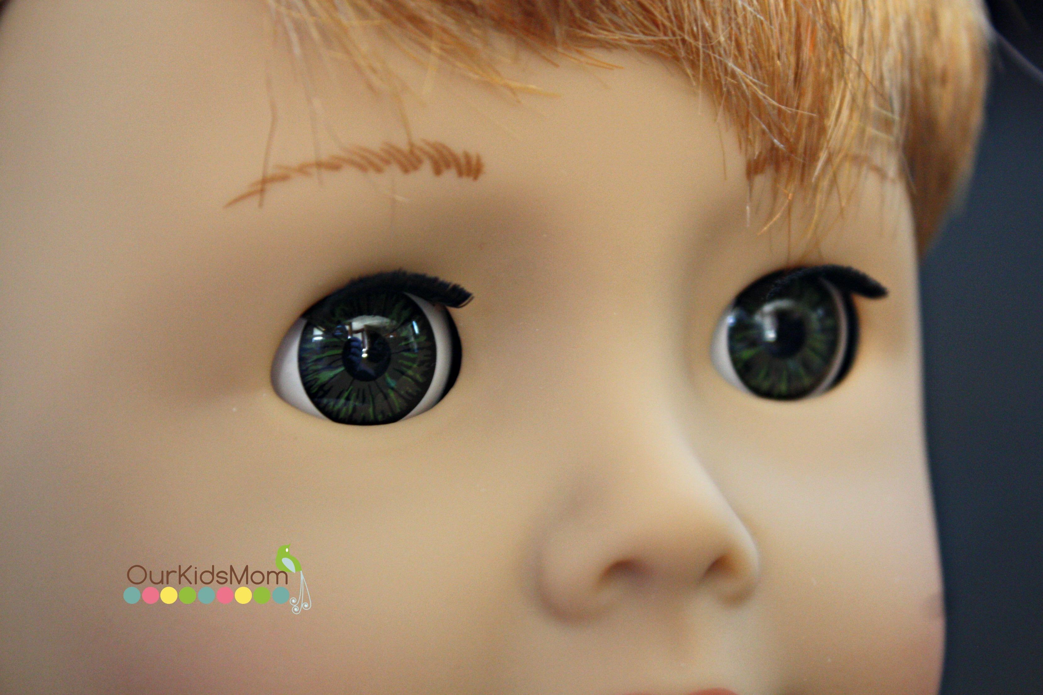 Maryellens eyes