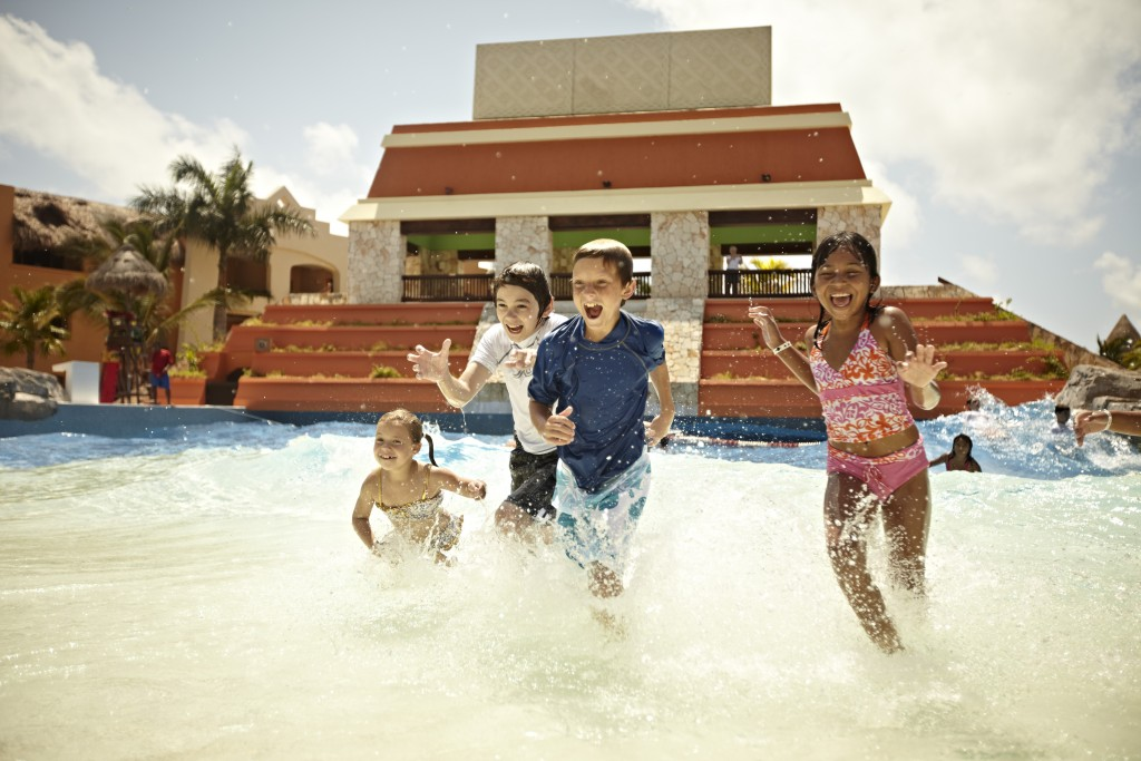 IBEROSTAR Paraiso Maya - with kids