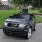 Range Rover Lights and Sounds 6 Volt Powered Ride On Review