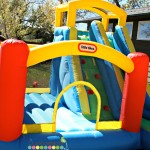 Little Tikes Giant Slide Bouncer Bouncy House | #GIVEAWAY | ends 12/18